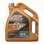 Click to view full size of image of EDGE 10W-60 4 x 5 L
